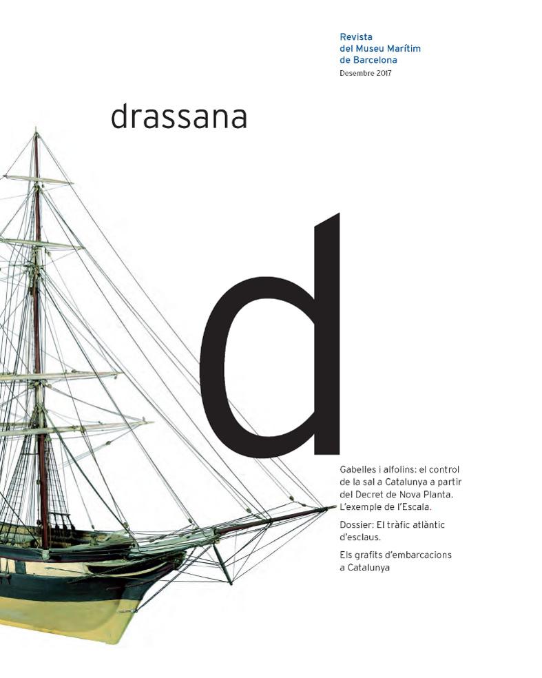 Portada Drassana Núm. 25