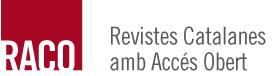 RACO Revistes catalanes amb accés obert